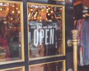 coment ouvrir une boutique