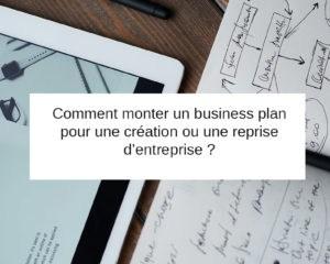 comment monter un business plan