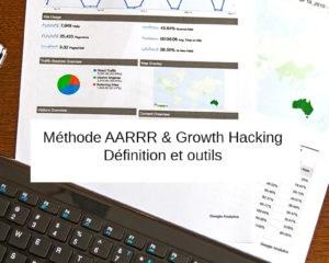 methode aarrr et growth hacking definition outils