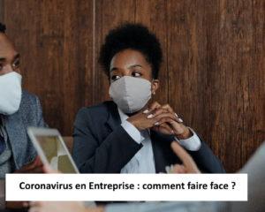 coronavirus en entreprise